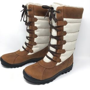 NEW  Timberland Mount Hayes Tall Waterproof Boots
